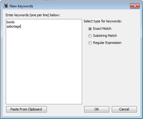 Autopsy User Documentation: Keyword Search Module